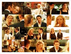 """Ethan Hawke and Julie Delphy in """"Before Sunset"""""""