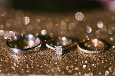 How are you showing off your ring? - Wedding Party