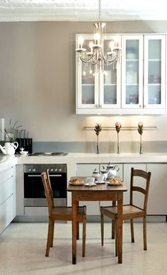 'n Blad vir jou kombuis Counter, Kitchen, Table, House, Furniture, Diy, Home Decor, Cooking, Decoration Home