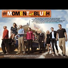 Easily one of the best loved series ever. Hello Bluth family! Time for another #ArrestedDevelopment marathon!!