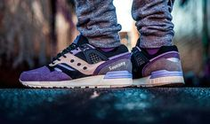"Sneaker Freaker x Saucony Grid SD ""Kushwhacker"" Following on the release of the Bushwackers Grid 9000's in 2012, Saucony and Sneaker Freaker are joining forces once again for their follow up. This time using the Grid SD silhouette, the two present the highly anticipated Kushwhacker."