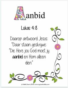 Bible Art, Bible Verses, Scriptures, Afrikaans, True Words, Qoutes, Religion, Spirituality, Faith