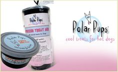Two 4-packs of Polar Pups Frozen Treat Mix for $18 (shipping included)