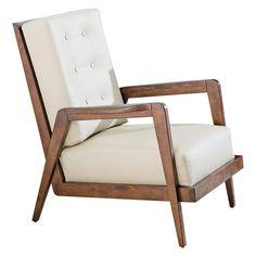 global views french lounge chair