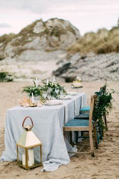 Irish Wedding by the Sea Inspiration Shoot | Paula McManus Photography