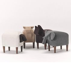 Frien'Zoo Stool sheep フレンズースツール ひつじさん | リグナ東京