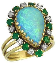 Vintage opal.