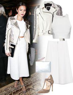 fashion style Jamie Chung