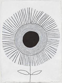 Spot Flower - Nancy Monk