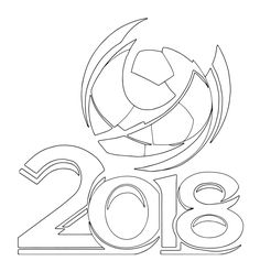 Coloring Letters, Psg, Symbols, Football, France, Summer, Games, World Cup 2018, China Painting