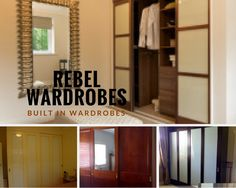 Searching for Custom Built In Wardrobes #Sydney? Call us today : 02 9522 0402 http://www.rebelwardrobes.com.au/  #Wardrobes #RebelWardrobes