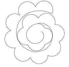 Se você está em busca deMoldes de Flores de Papel para Imprimir fique com a gente e você vai ter muitos deles de uma maneira muito fácil e interessante para criar muitas flores e os arranjos que desejar, seja para a ocasião que for. E você poderá aproveitar e usar os moldes com toda a … Paper Flower Patterns, Paper Flower Art, Flower Crafts, Paper Quilling Flowers, Quilling Cards, Bow Template, Flower Template, Felt Roses, Felt Flowers