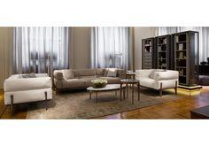 Ago 3 Seater Sofa Giorgetti - Milia Shop