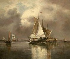 sailing paintings - Google Search