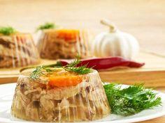 Piftie de curcan limpede, fara gelatina alimentara Camembert Cheese, Dairy, Food, Meal, Essen, Hoods, Meals, Eten