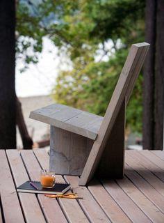 Great modern chair.