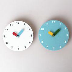 텐바이텐 10X10 : 무소음 디자인 벽시계_디클락_넘버 / d'clock numbers / mini