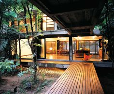 openhouse barcelona shop gallery forrest art architecture rirkrit tiravanija aroon puritat chiang mai thailand 4