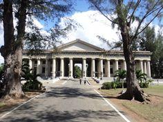 Cementerio - parque, ciudad de Cienfuegos