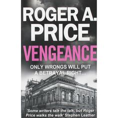 Buy Vengeance by Roger A. Price online from The Works. Visit now to browse our huge range of products at great prices.