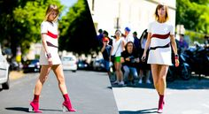 Street Style – Paris Haute Couture Fashion Week 2015