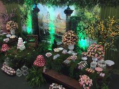 Festa Jardim Encantado da Stella com Bombons Cacau Delicia e personalizados Arte Di Papel , decoração da Eventual Festas #festajardimencantado #bombonscacaudelicia #cacaudelicia2016