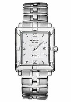 favorite watch: Raymond Weil