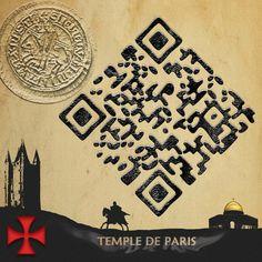 Temple de Paris QR Code