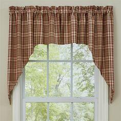 "Cumberland Window Curtain Swag 72"" x 36"""