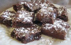 Receita de Brownies (Alemanha) | Doces Regionais