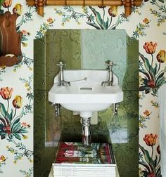 @houseandgardenuk why is it so hard to find these powder room wall protectors in the U.S.?