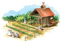 Free, Homemade Liquid Fertilizers - Organic Gardening - MOTHER EARTH NEWS