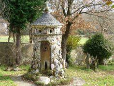 Casa museo do escultor Victor Corral en Baamonde - Lugo
