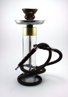 FREE GIFT Valentines Day Special Chocolate Tower Hookah with matching hose and bowl. $49,99, via Etsy.