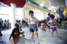 Taos' 8th Annual Wet 'N'Wild Easter
