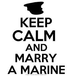 USMC Marriage.