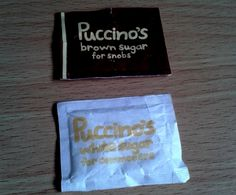 Puccinos sugar | Making a Marque (by Waldo Pancake)