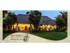 You can bid on a 2 person Zulu Nyala African Luxury Photo Safari Package at www.biddingforgood.com/bac