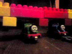 """Thomas Take-n-Play Adventures: Season 1 Episode 8 """"Gordon and Sebastian""""."""