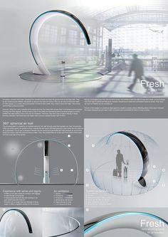 Futuristic Technology, Futuristic Design, Casa Viking, Presentation Board Design, Dome Structure, Sustainable Architecture, Minimalist Architecture, Industrial Design Sketch, Urban Furniture
