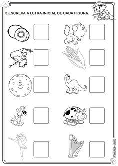 Atividade Avaliativa Educação Infantil Linguagem Com a Turma da Mônica   Ideia Criativa - Gi Barbosa Educação Infantil