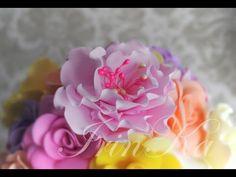 Цветы от Людмилы Каухер.Мастер класс.. Обсуждение на LiveInternet - Российский Сервис Онлайн-Дневников