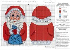вышитые новогодние игрушки схемы: 20 тыс изображений найдено в Яндекс.Картинках