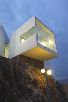 Casa Playa Las Lomas, Lima, Vértice Arquitectos