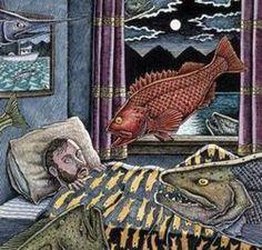 Ray Troll Fish Dream