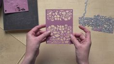 Detailed Floral Thinlits Dies by Stampin' Up!