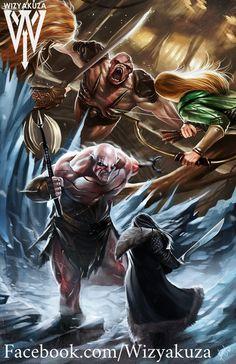 Hobbit Wars – Wizyakuza.com