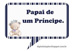 Plaquinhas+divertidas+ursinho+principe+6.jpg (1600×1131)