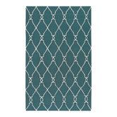 332 5x8 Found it at Wayfair - Fallon Turquoise/Ivory Rug
