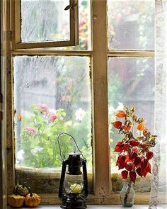 Window View, Open Window, Looking Out The Window, Through The Window, Slow Living, Light Painting, Wabi Sabi, Cottage Style, Window Treatments
